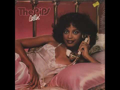Callin' (full album) - The Pips [1978 Disco Funk]