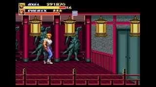 Bare Knuckle 3 Longplay Mega Drive Genesis 60 FPS