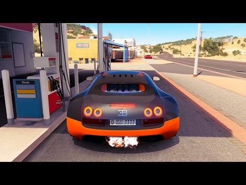 Save Forza Horizon 3 Bugatti Veyron Gameplay HD 1080p Screenshots