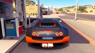 Forza Horizon 3 Bugatti Veyron Gameplay HD 1080p