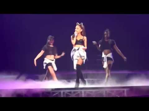 Ariana Grande - Be My Baby Live Intro (Instrumental Karaoke) THT