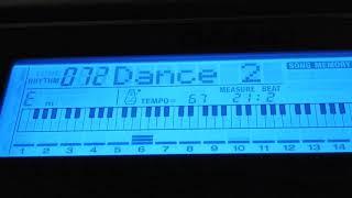 Видео урок - Всё для тебя (Стас Михайлов) (синтезатор)