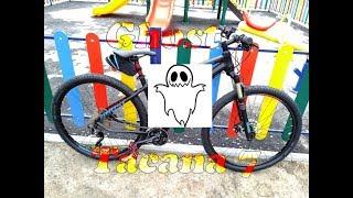 Обзор велосипеда GHOST Tacana 7 (2016). Купил очередной велосипед