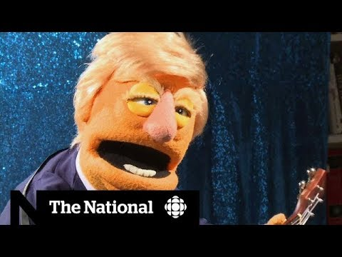 The National: Political parody using puppets