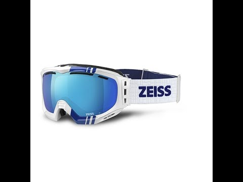 1e94a7d7d0 Zeiss Goggle and Prescription Goggle Insert Review - YouTube
