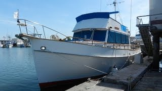 [UNAVAILABLE] Used 1973 Grand Banks 48 Trawler Diesel in Richmond, California