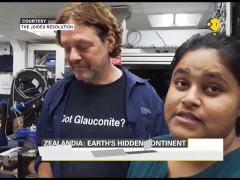 Zealandia: Earth's hidden continent