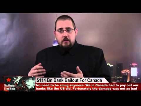 $114 Billion Bank Bailout For Canada