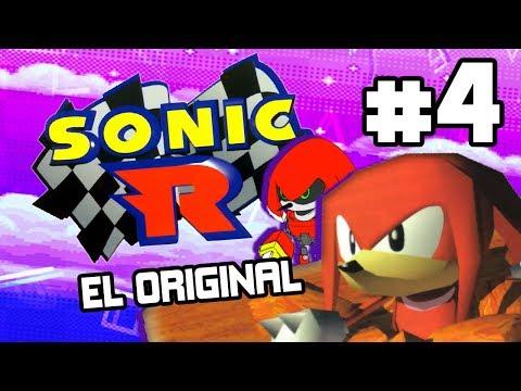 METAL KNUCKLES es CRUEL | Sonic R (Saturn) #4