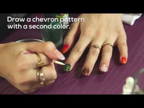 Nail Art with G. Hannelius