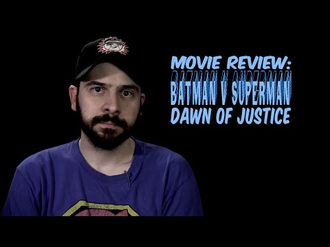 Movie Review: Batman v Superman - Dawn of Justice