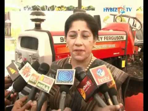 Mallika Srinivasan - Tafe Tractors