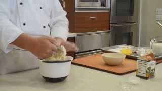 Chef Martin Gilligan's Pate Sucree Recipe