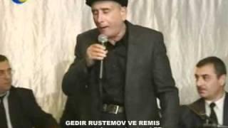 GƏDİR RUSTƏMOV & RƏMİŞ-AĞDAMDA-XƏZƏR TV.avi