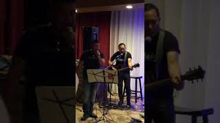 The Promise by When in Rome cover by The Understudy live at Jowli's Filipino Restaurant