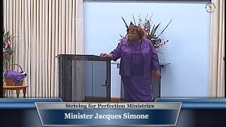 "16 February ""God is Better Than That"" By: Minister Jacques Simone"