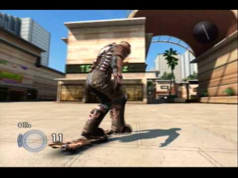 Skate 3 Isaac Clark <b>Cheat Code</b> - YouTube
