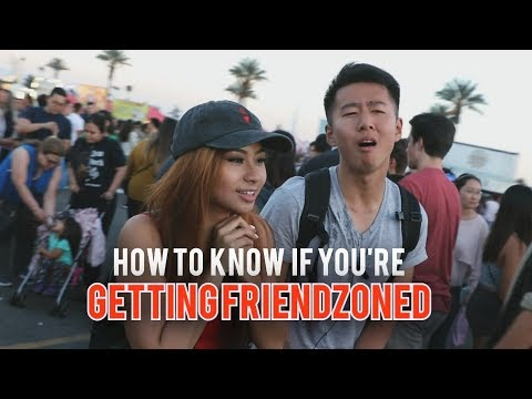 How to Know If You're Getting Friendzoned