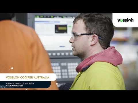 Vossloh Cogifer Australia Pty Ltd - Finalist - Manufacturer Of The Year - Medium Business