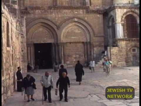 The Ancient City Of Jerusalem