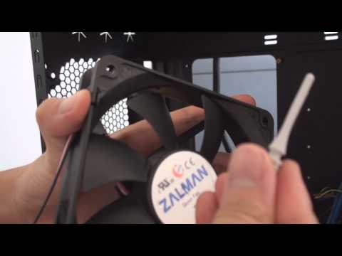 Zalman ZM-F3 Unboxing and Mini Review