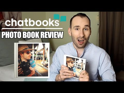 CHATBOOKS PHOTO BOOK - REVIEW