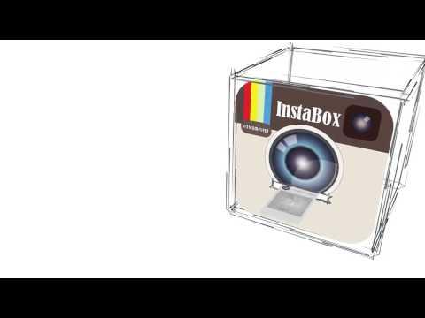Instabox   мгновенная печать фото из Instagram