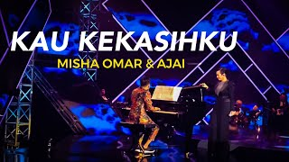 Download lagu Kau Kekasihku-Misha Omar &  Ajai (LIVE) KONSERT MINGGU INI