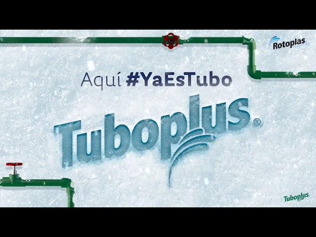 Con Tuboplus #YaesTubo
