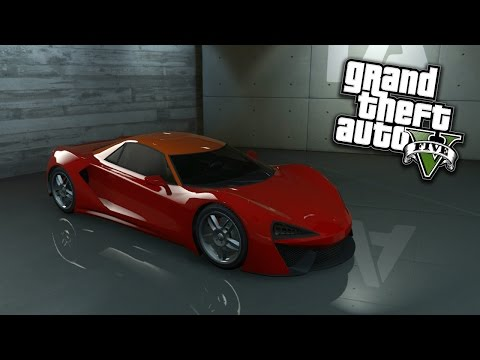 NUOVA AUTO ITALI GTB! - GTA 5 ONLINE