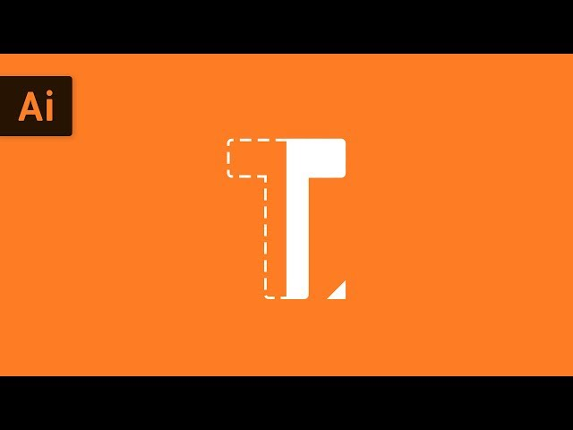 How to Convert Text into Shapes and Outlines | Illustrator Tutorial