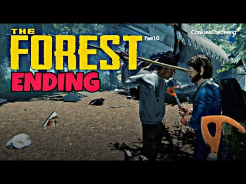 THE FOREST - TIMMY KAKI MABUK!! LAST PART