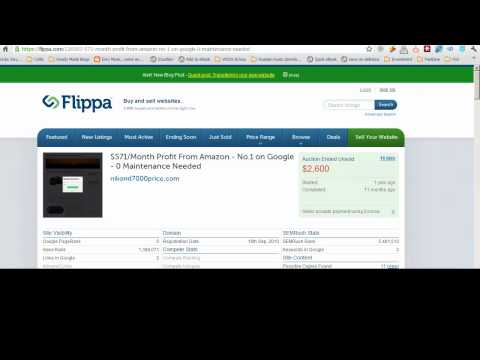 Super Simple Niches 5 2 Additional Research Ideas With Flippa SSN