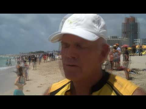 Glenn Burkett, Candidate for US Senate from Florid...