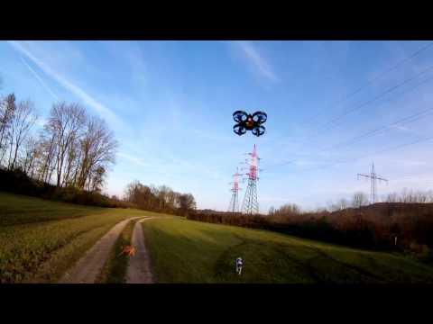 JJRC JJPRO H36 Mini Quadrocopter - Review / Unboxing / Testbericht auf deutsch (von gearbest.com)