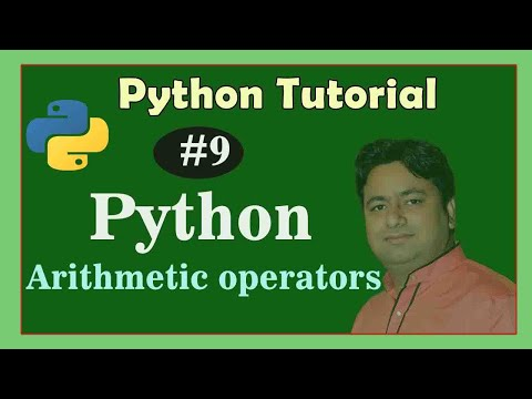 Airthmatical operators - Python tutorial in hindi - Learn python Operators thumbnail