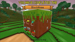 Block Craft 3D : Building Simulator Games For Free Gameplay #523 (iOS & Android)| Big Block House 🏡