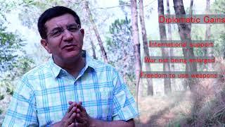 Kargil War Success of Indian Diplomacy  Ep  05 Col Vivek Chadha IDSA