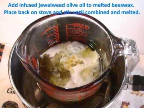 Jewelweed Salve Demo