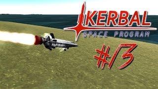 KERBAL SPACE PROGRAM 13 | LAND SPEED RECORD CHALLENGE