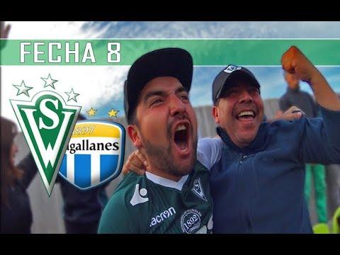 VLOG || Santiago Wanderers 2-1 Magallanes || Primera B 2019 - Fecha 8