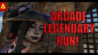 Marching Fire: Legendary Arcade Run | For Honor