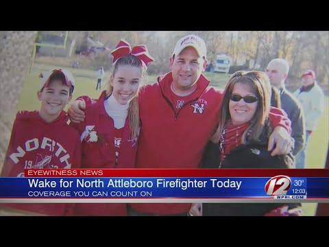 Wake Being Held for North Attleboro Firefighter