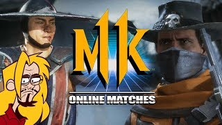 This Is NOT Easy  - WEEK OF! Kung Lao - Mortal Kombat 11 Online Matches