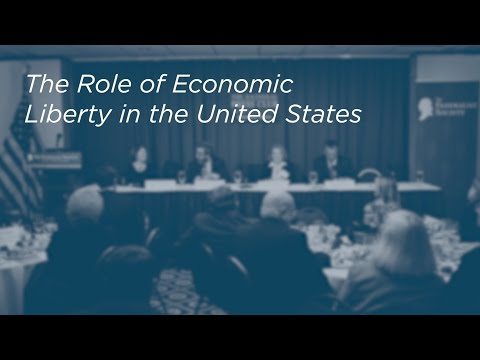 The Role of Economic Liberty in the United States