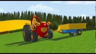 Трактор Том  Базз Помощник