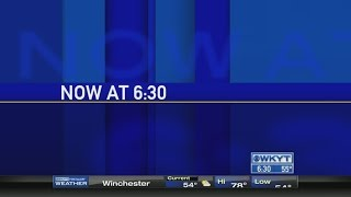WKYT This Morning at 6:30 AM 8/26/2015