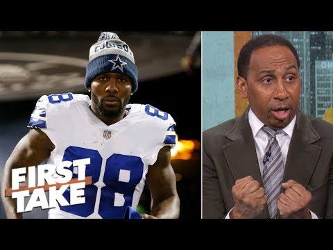 Stephen A.: Saints should add Dez Bryant | First Take