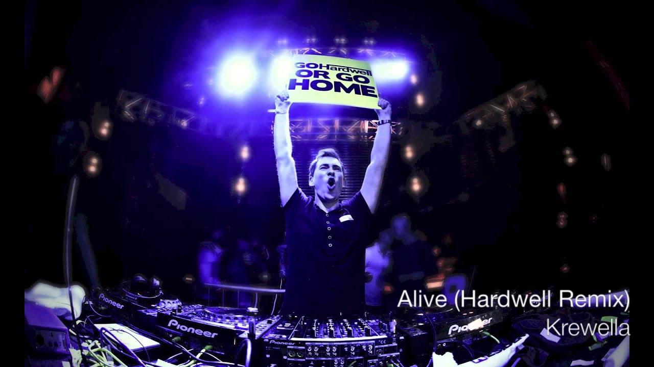 Alive Thunder (Hardwell Mashup) - YouTube