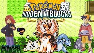 Pokemon Gold LOST and UNUSED Pokemon Designs | HiddenBlocks - Tallest Flash (Spaceworld Demo Leak)
